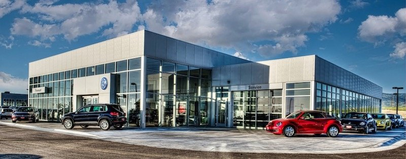 Fremont Volkswagen Casper Dealership Wyoming Cars and SUVs