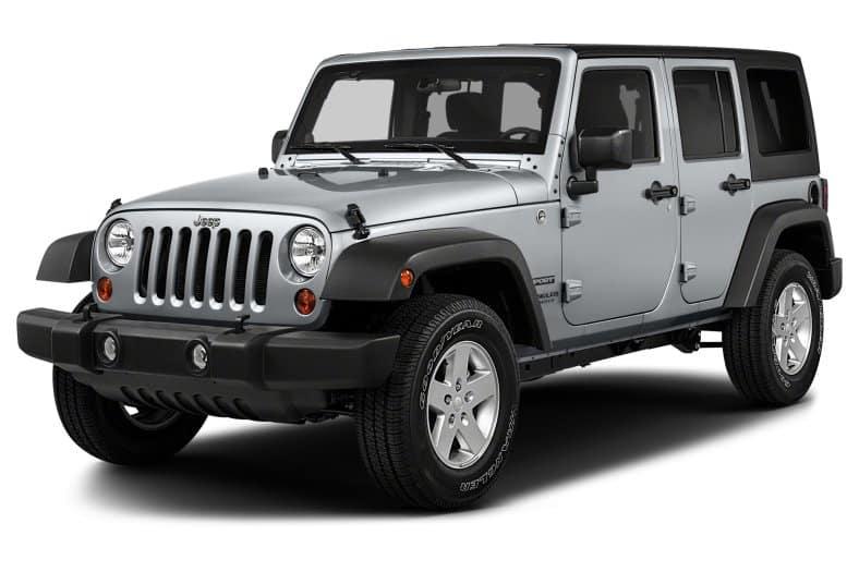 Jeep Wrangler Unlimted
