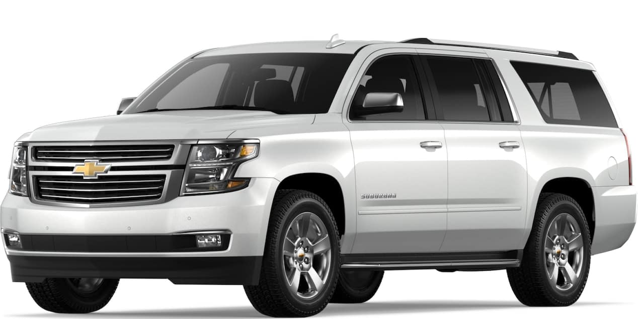 2018 Chevrolet Suburban SUV
