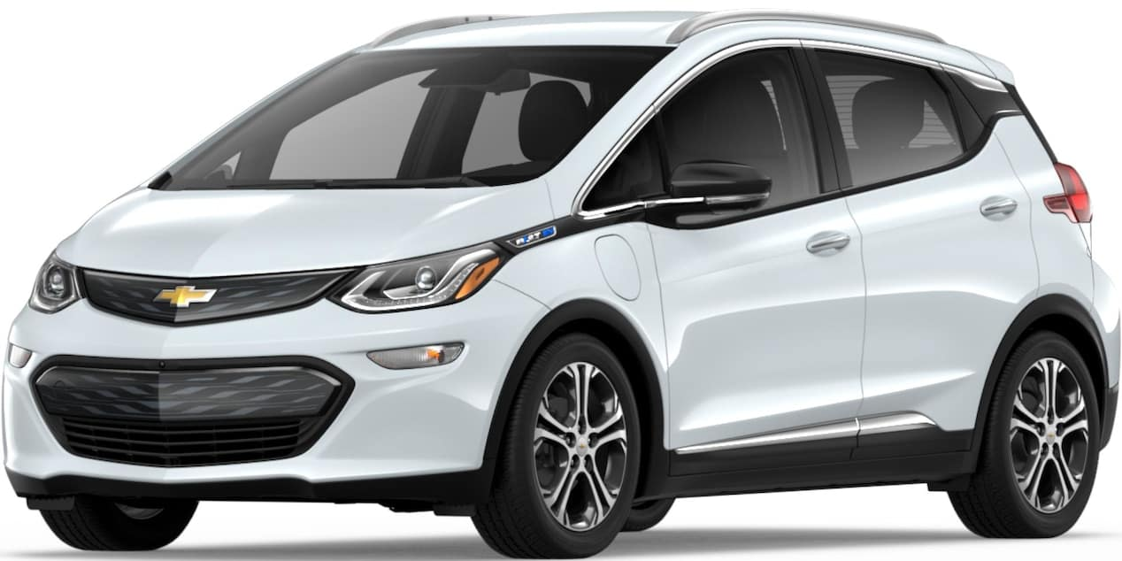 2018-Chevy Bolt Ev Electric Car Electric Vehicle