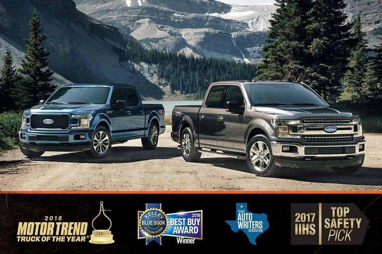 Ford F-150 Awards