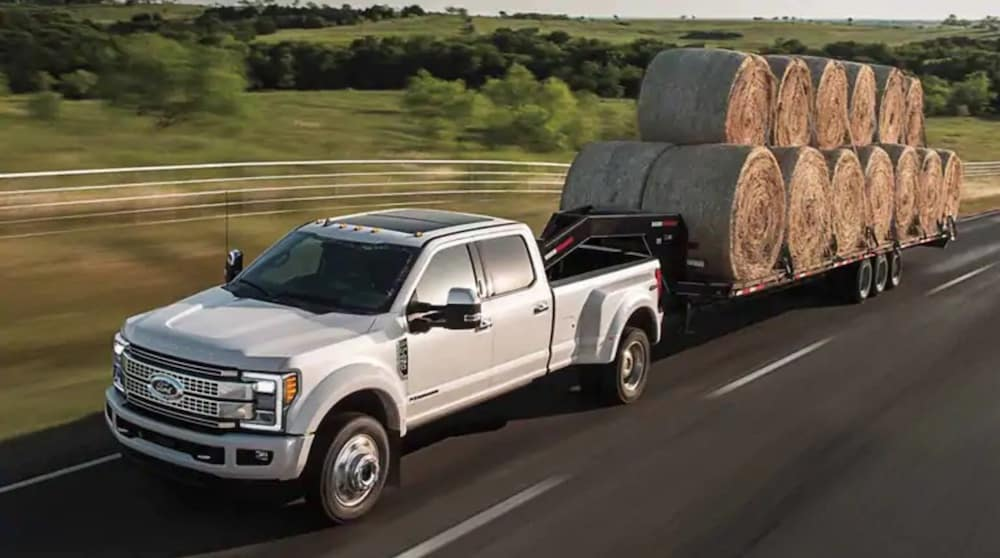 Gmc Canyon Towing Capacity >> How To Find Your Ford Truck S Towing Capacity By Vin Number