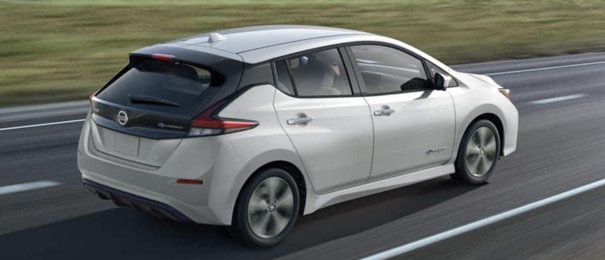 Nissan Leaf Plus Electric Vehicle