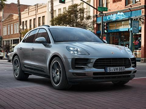 Lease for $749 per month 2020 Porsche Macan