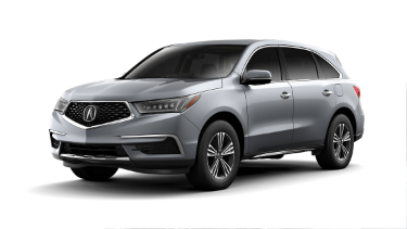 $419 2018 Acura MDX 9 Speed Automatic SH-AWD Lease Offer