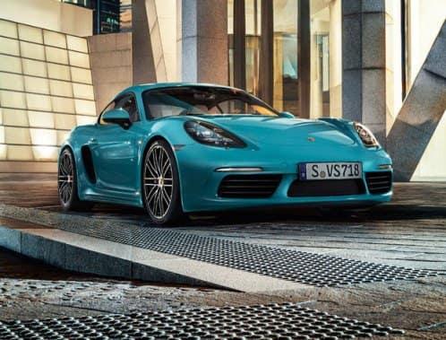 $599 per month 2018 Porsche 718 Cayman