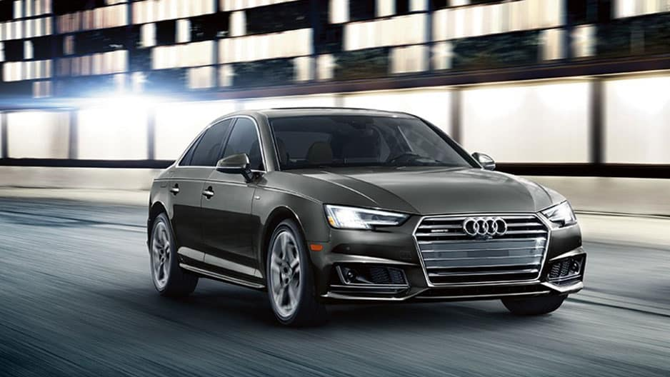Performance Features of the New Audi A4 at Garber in Webster, NY