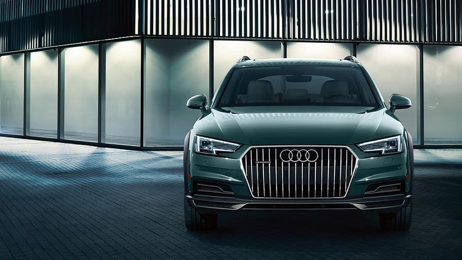 Exterior Features of the New Audi A4 allroad at Garber in Rochester, NY