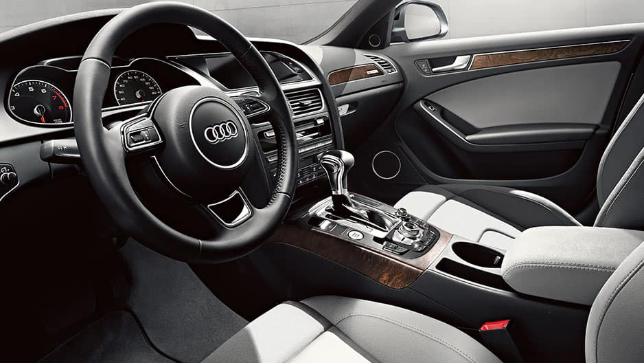 Interior Features of the New Audi A4 allroad at Garber in Rochester, NY