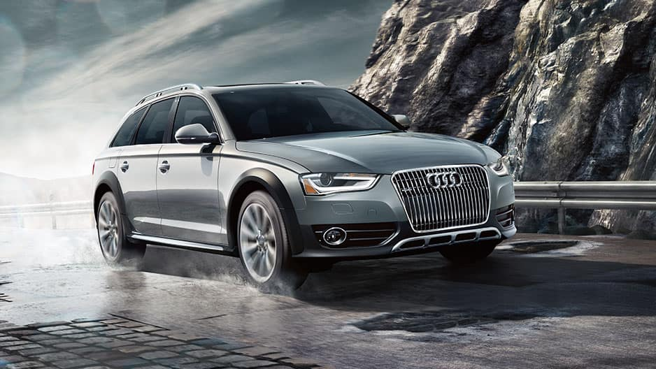 Performance Features of the New Audi A4 allroad at Garber in Webster, NY