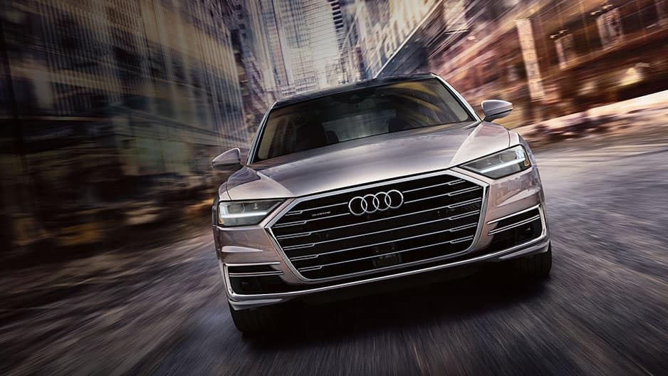Performance Features of the New Audi A8 at Garber in Webster, NY