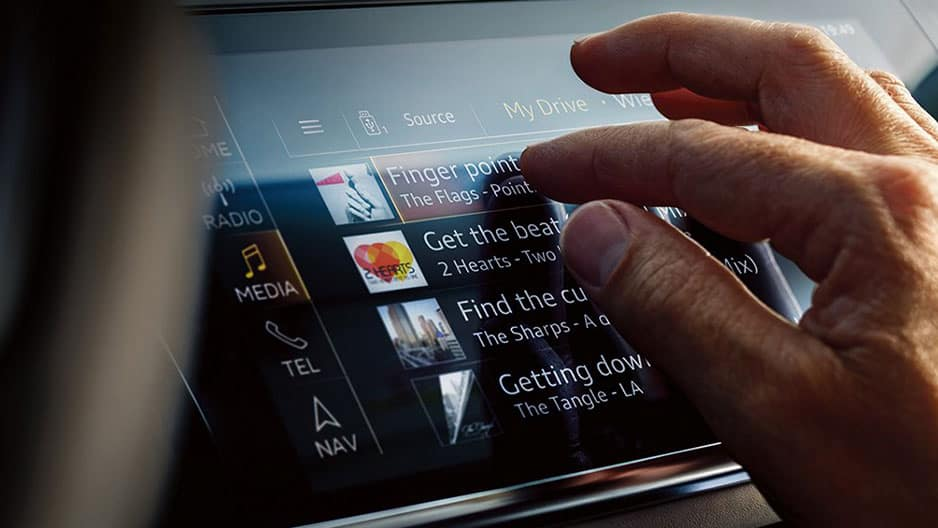 Technology Features of the New Audi A8 at Garber in Webster, NY