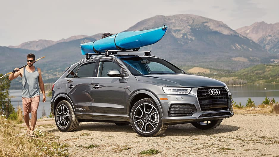 Exterior Features of the New Audi Q3 at Garber in Rochester, NY