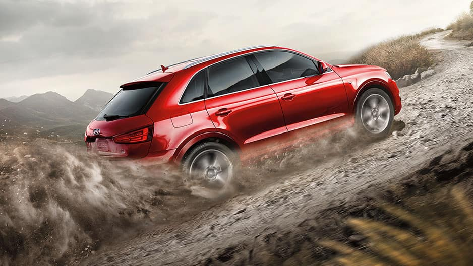 Performance Features of the New Audi Q3 at Garber in Webster, NY