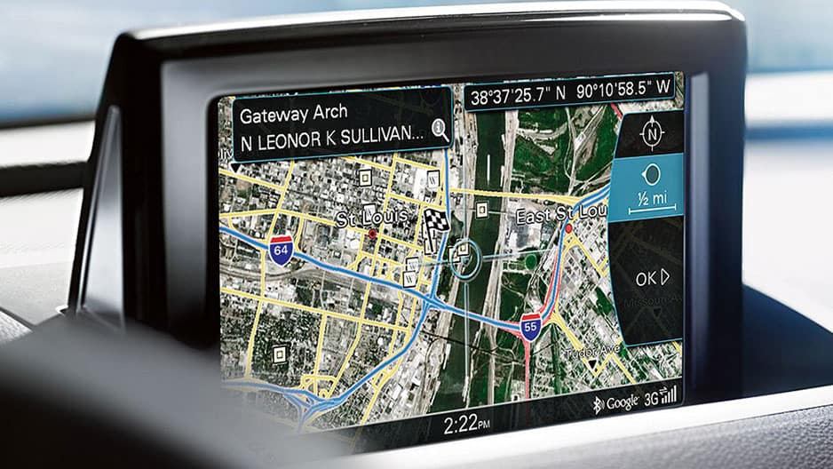 Technology Features of the New Audi Q3 at Garber in Webster, NY