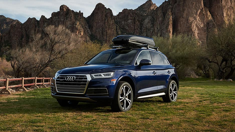 Exterior Features of the New Audi Q5 at Garber in Rochester, NY