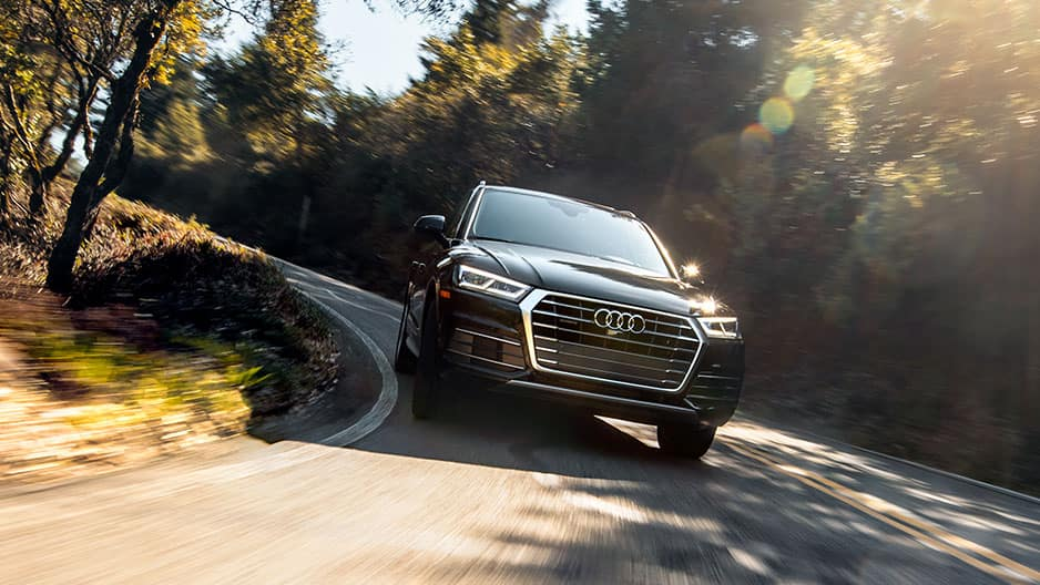 Performance Features of the New Audi Q5 at Garber in Webster, NY
