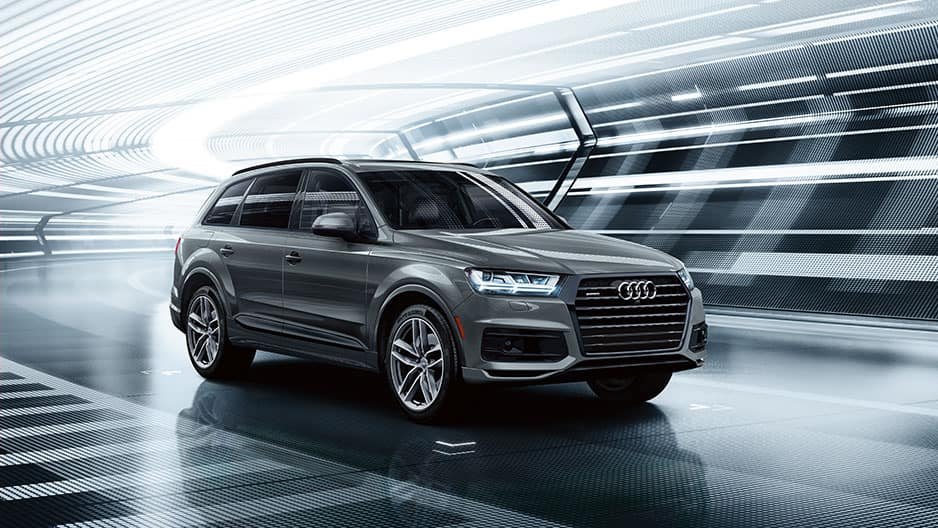 Exterior Features of the New Audi Q7 at Garber in Rochester, NY