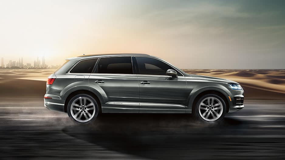 Performance Features of the New Audi Q7 at Garber in Webster, NY