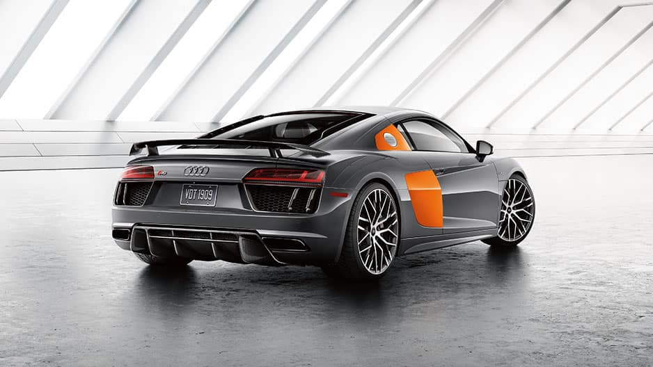 Exterior Features of the New Audi R8 at Garber in Rochester, NY