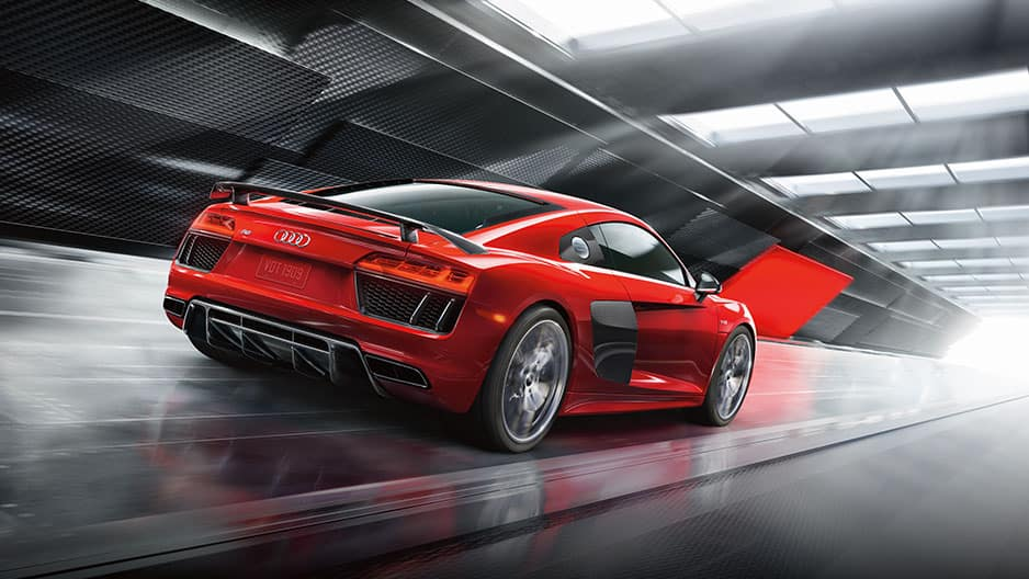 Performance Features of the New Audi R8 at Garber in Webster, NY