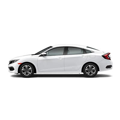 $189 per month lease 2018 Honda Civic Sedan CVT LX