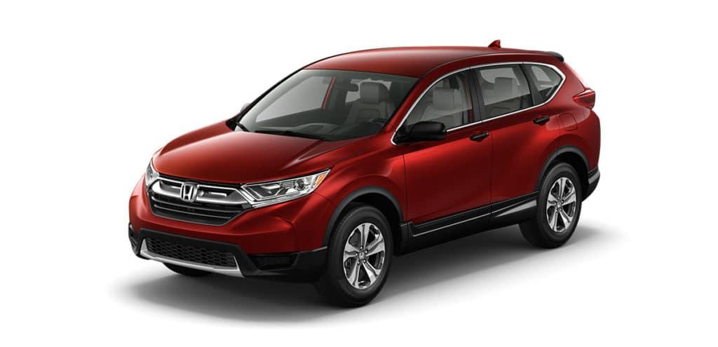 $269 per month lease 2018 Honda CR-V CVT LX AWD