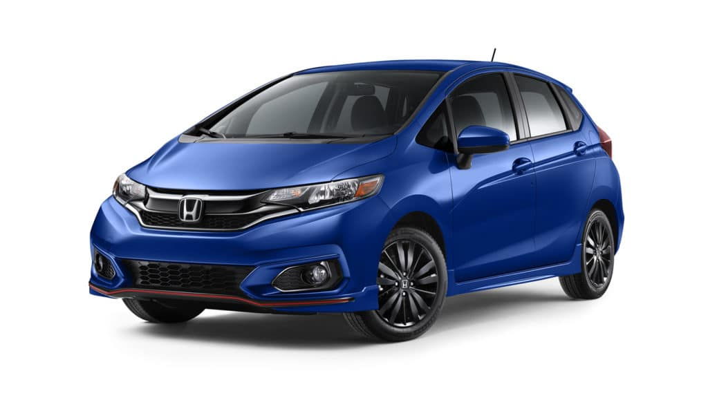 $149 per month lease 2018 Honda Fit CVT Sport
