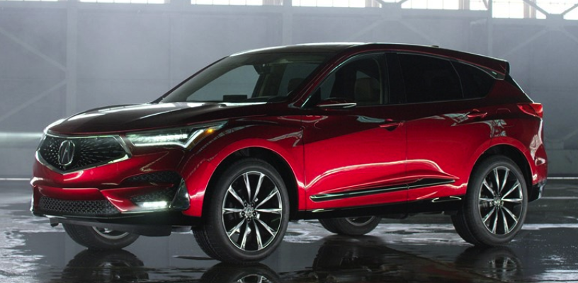 See The Redesigned 2019 Acura Rdx Garber Rochester