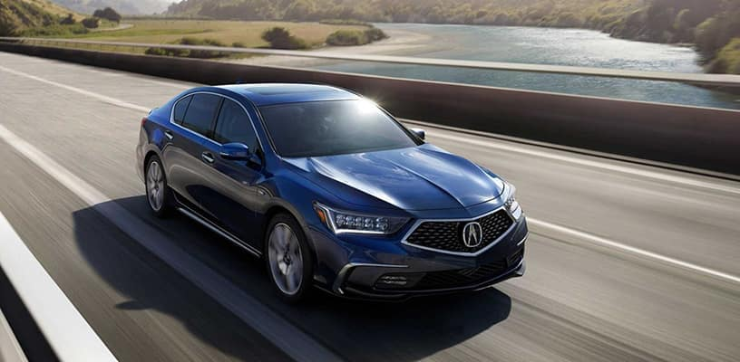 See The Fresh 2018 Acura Rlx Garber Acura Of Rochester