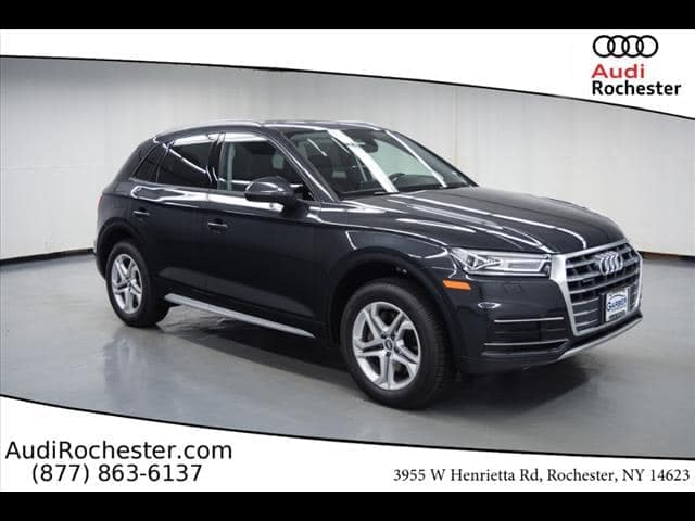 2018 Audi Q5 2.0T Premium with Technology Special Lease