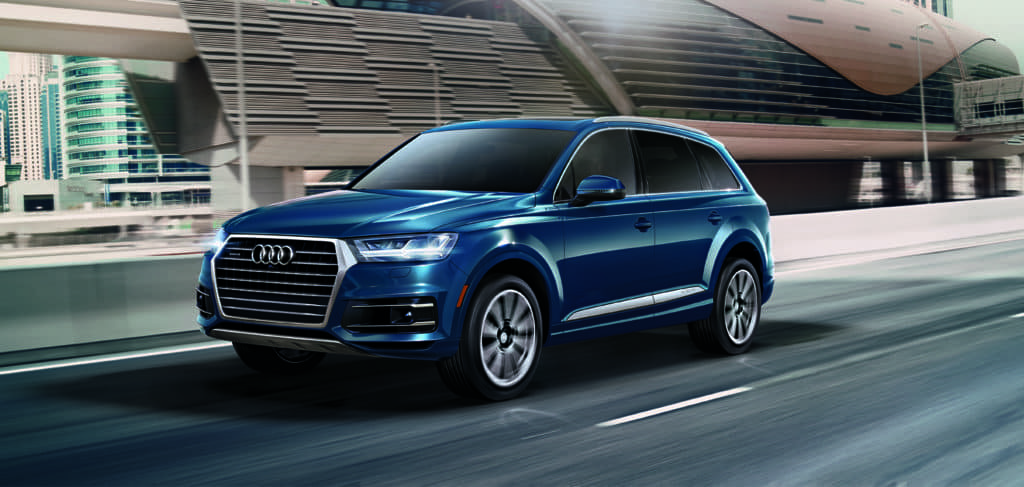 $678 per month 2019 Audi Q7 2.0T Lease with Tech Package