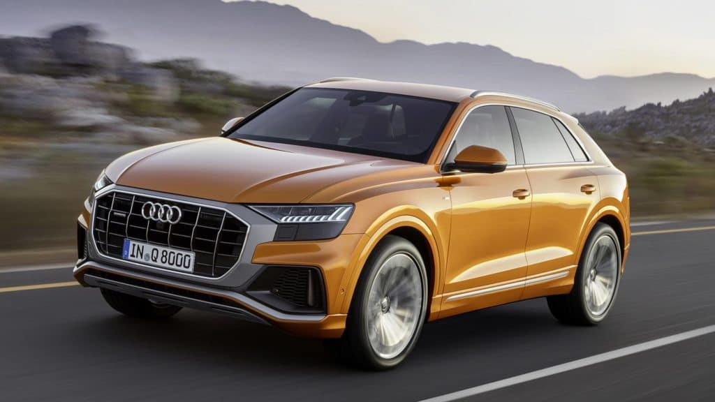 2020 Audi Q3 Premium quattro lease $448 per month