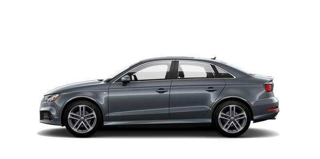 Lease a 2019 Audi A3 for $449 per month