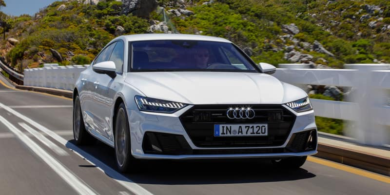 2020 Audi A7 Boasts More Safety and Luxury