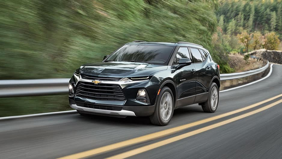 Performance Features of the New Chevrolet Blazer at Garber in Linwood, MI
