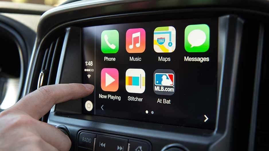 Technology Features of the New Chevrolet Colorado at Garber in Linwood, MI