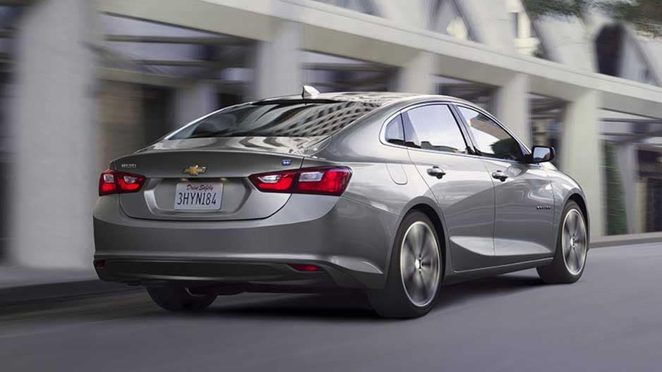 Performance Features of the New Chevrolet Malibu at Garber in Linwood, MI