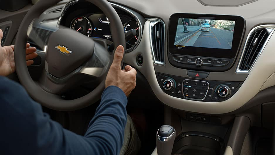 Safety Features of the New Chevrolet Malibu at Garber in Linwood, MI