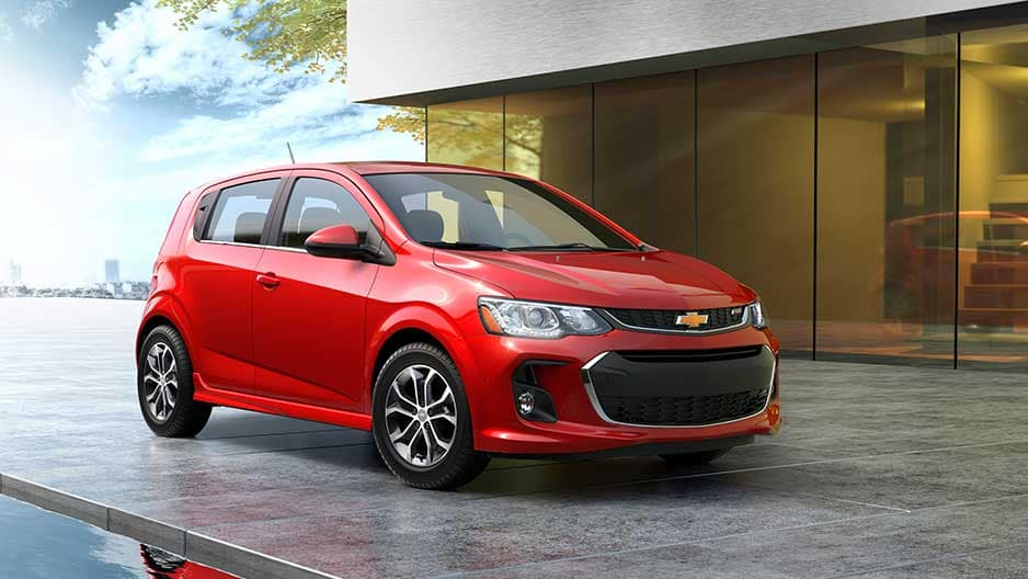 Performance Features of the New Chevrolet Sonic at Garber in Linwood, MI