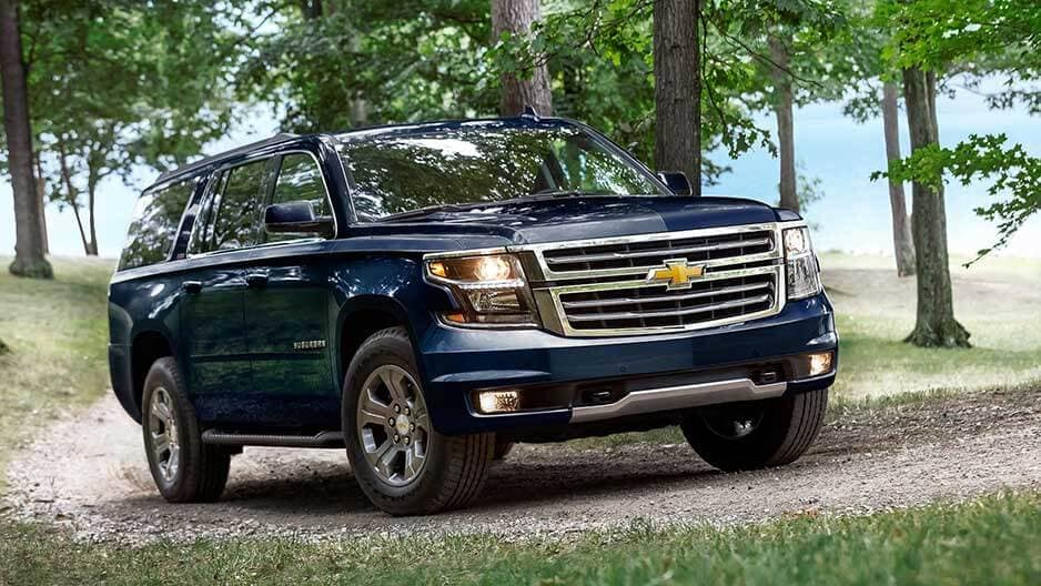 Performance Features of the New Chevrolet Suburban at Garber in Linwood, MI
