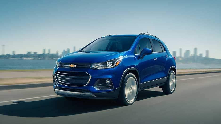 Performance Features of the New Chevrolet Trax at Garber in Linwood, MI