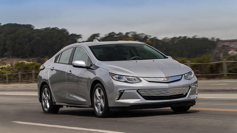 Performance Features of the New Chevrolet Volt at Garber in Linwood, MI