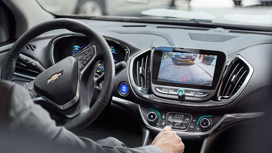 Safety Features of the New Chevrolet Volt at Garber in Linwood, MI