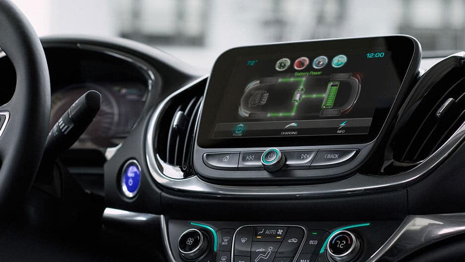 Technology Features of the New Chevrolet Volt at Garber in Linwood, MI