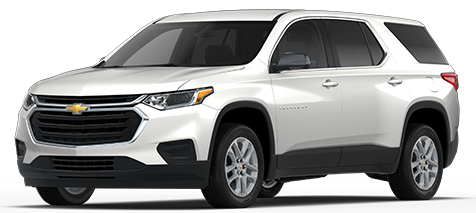 New Chevrolet Traverse For Sale in Linwood, MI