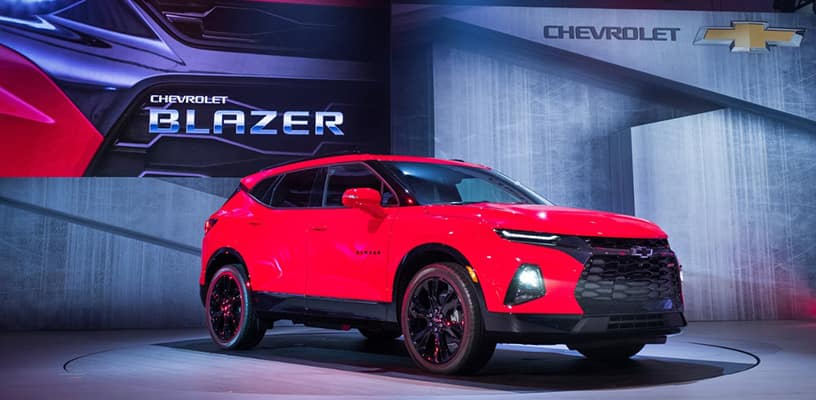 See Details For The 2019 Chevy Blazer Garber Chevrolet Linwood