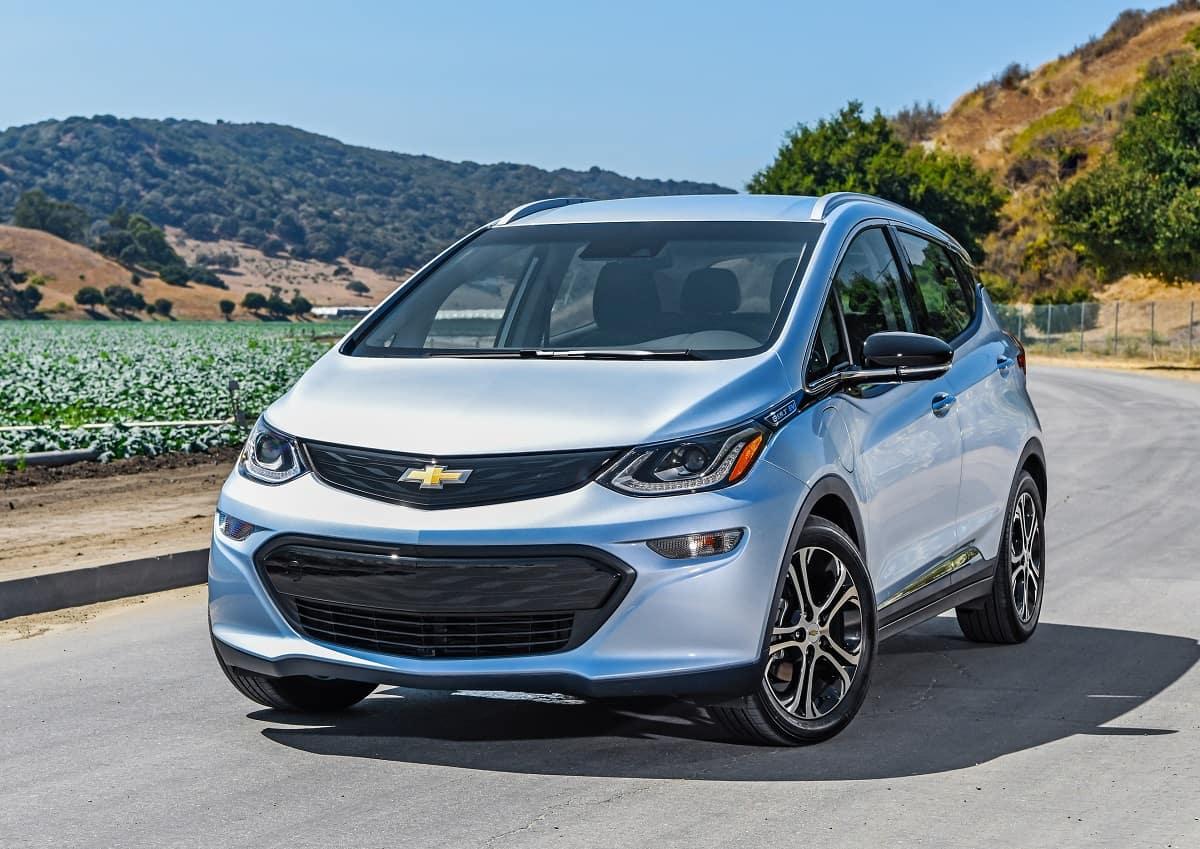 2018 Chevrolet Bolt EV