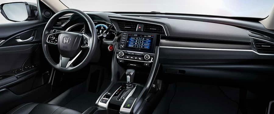 Chevy Cruze Vs  Honda Civic: Small Footprints, Roomy Cabins