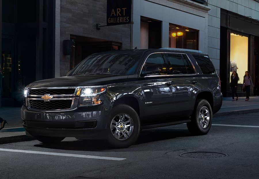 Chevy Traverse Vs  Chevy Tahoe: Beastly SUV or Nimble